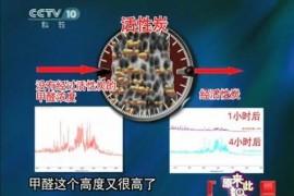 清华大学:竹炭包吸满甲醛后是否会再次释放?