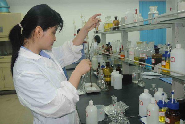 甲醛检测公司实验室图片
