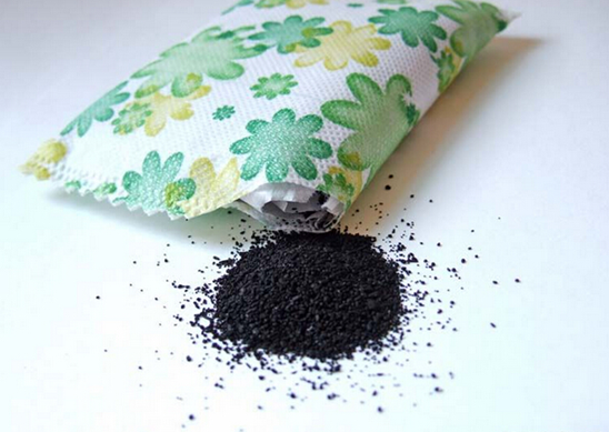 炭包物理吸附甲醛污染