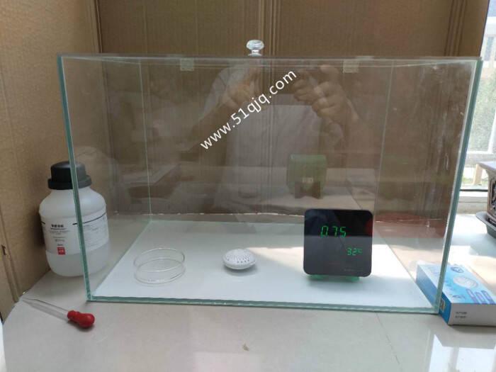 二氧化氯除甲醛试验验证2
