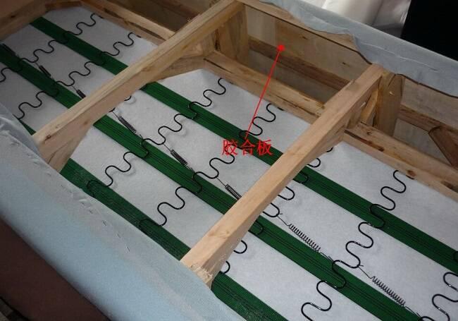 沙发内部框架
