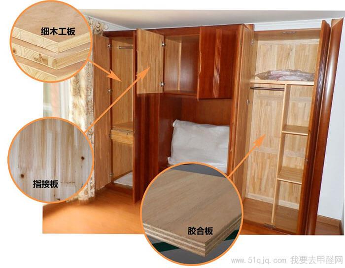 衣柜内视图展示